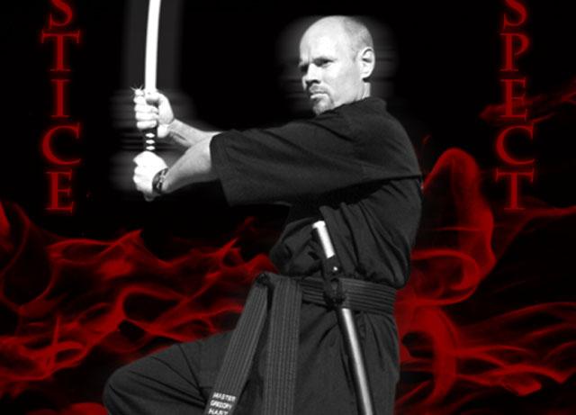 Haedong Kumdo with Master Gregory Hart